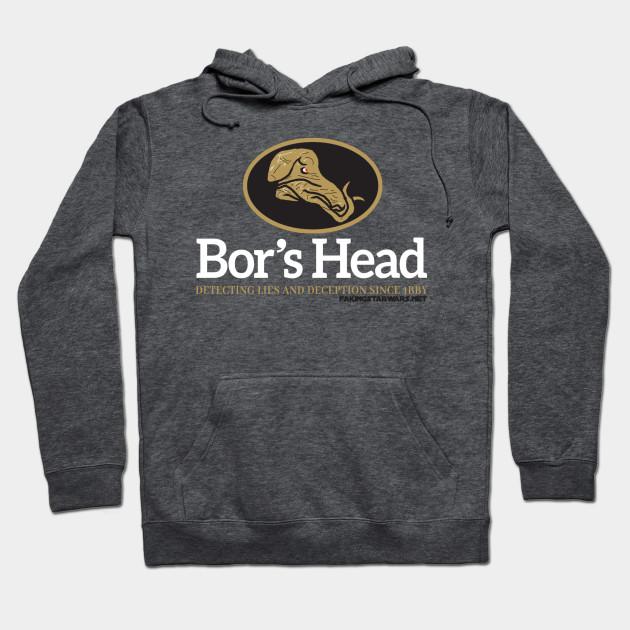check-out 6566e 7a445 Bor's Head - Rogue One