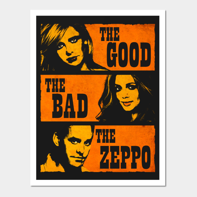 The Good The Bad The Zeppo