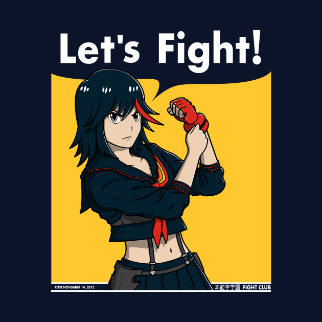 Let's Fight - Ryuko the Fighter