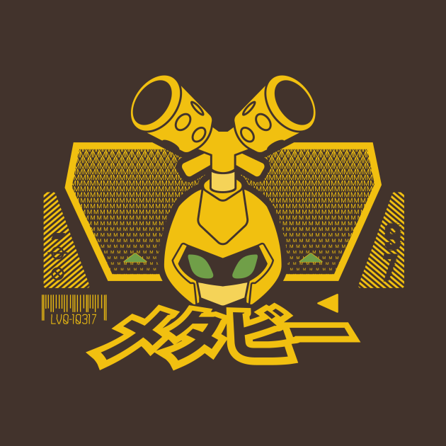 LvlOne Anime Robo - Medabee