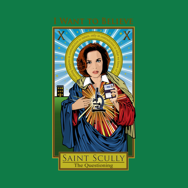 Saint Scully