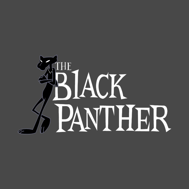 Pink Panther and Black Panther Crossover