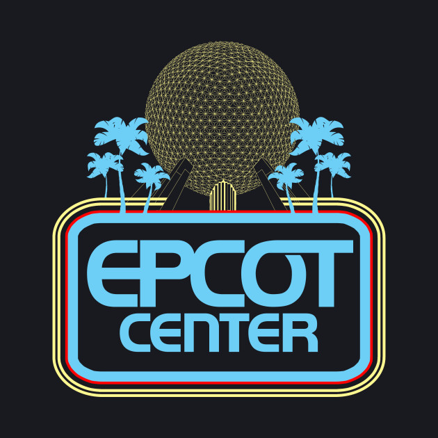 EPCOT Center Retro 1