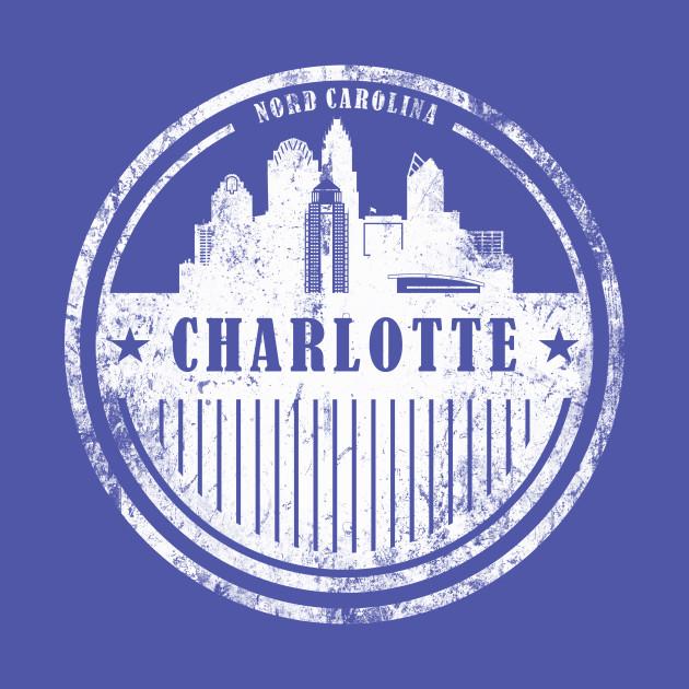 Charlotte North Carolina Print