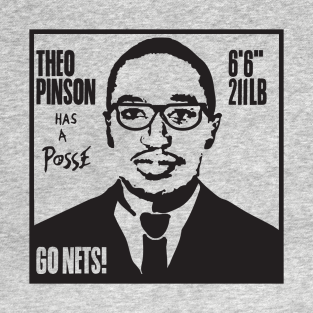 b9557f507 Theo Pinson Has A Brooklyn Posse T-Shirt