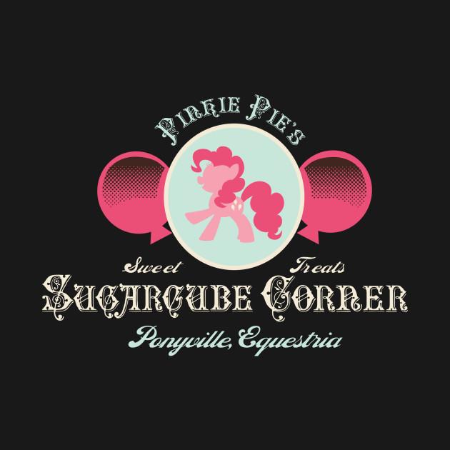 Pinkie Pie's Sugarcube Corner