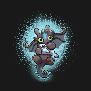 Cute Toothless t-shirts