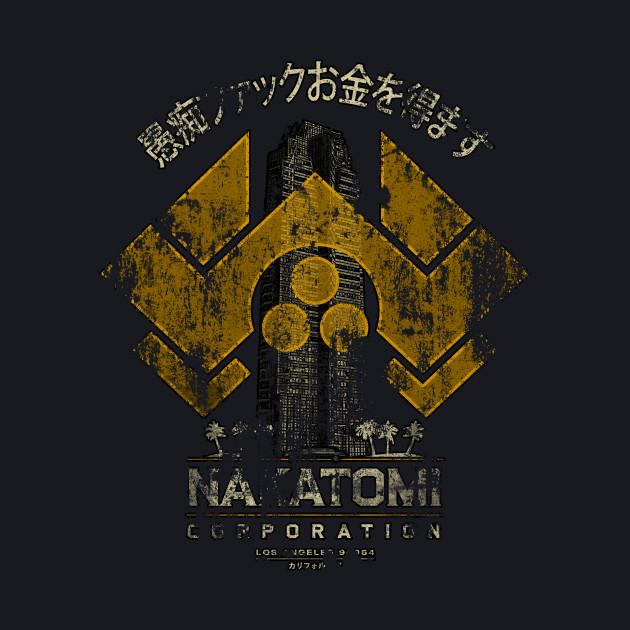 Nakatomi Corporation - Vintage