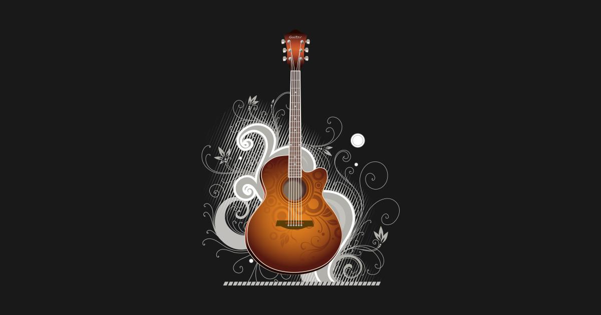 e780c09507 classic guitar lovers - Classic Guitar - Kids T-Shirt | TeePublic