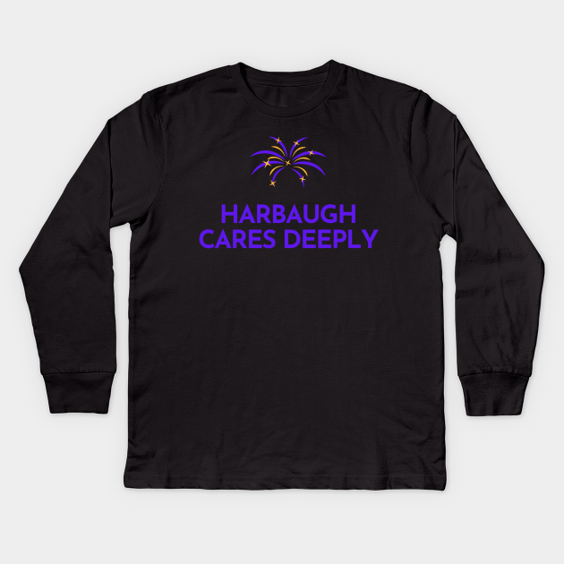 Harbaugh Cares Deeply