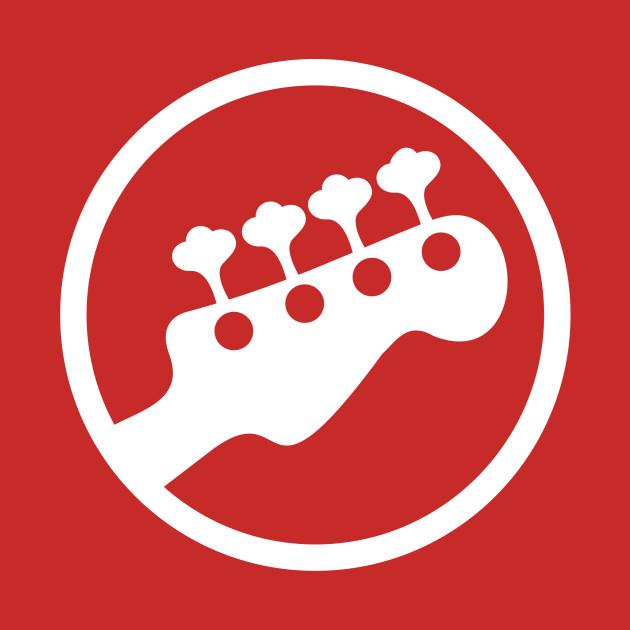 Scott Pilgrim Vs The World Rock Band Instrument Symbol Bass