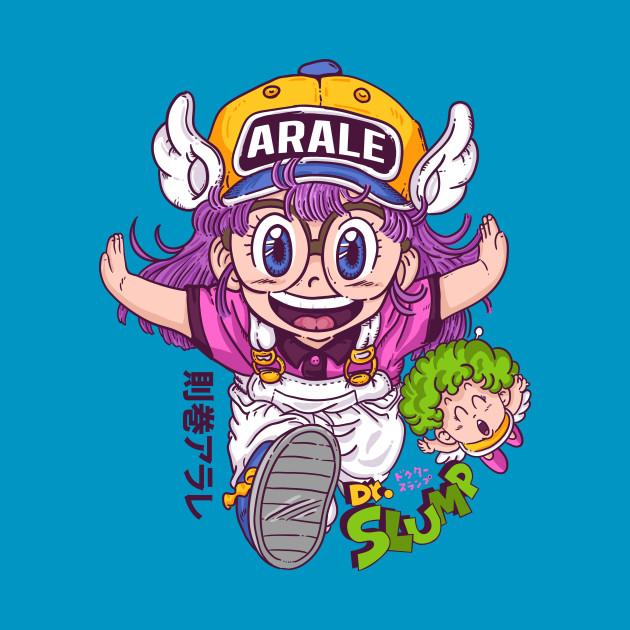 Arale - Dr Slump - Arale - T-Shirt