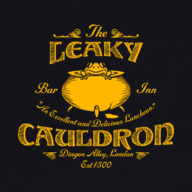 The Leaky Cauldron Bar & Inn