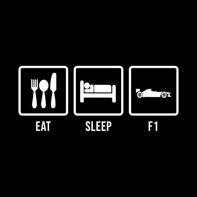 Eat Sleep F1
