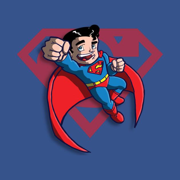 Super Duper, Man!