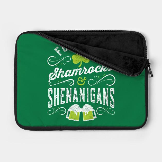 Fueled by Shamrocks & Shenanigans St Patrick's Day