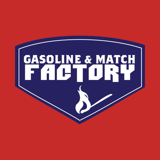 Cars: The Old Gasoline and Match Factory