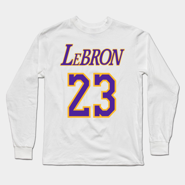 low priced b1bbb b2df4 LeBron White Jersey (Shirsey)