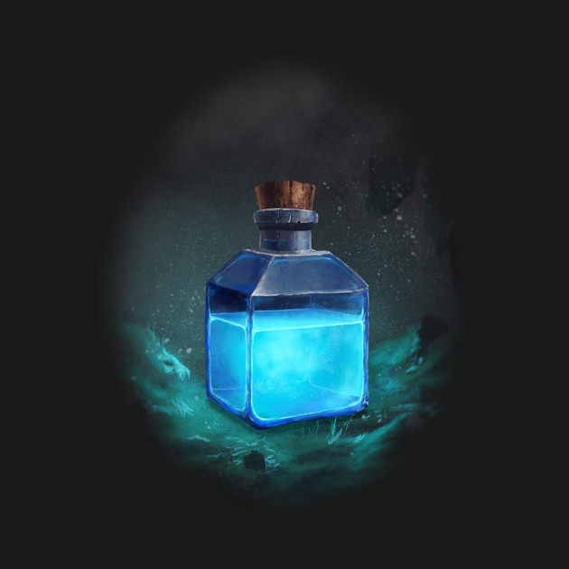 Magical Mana Potion
