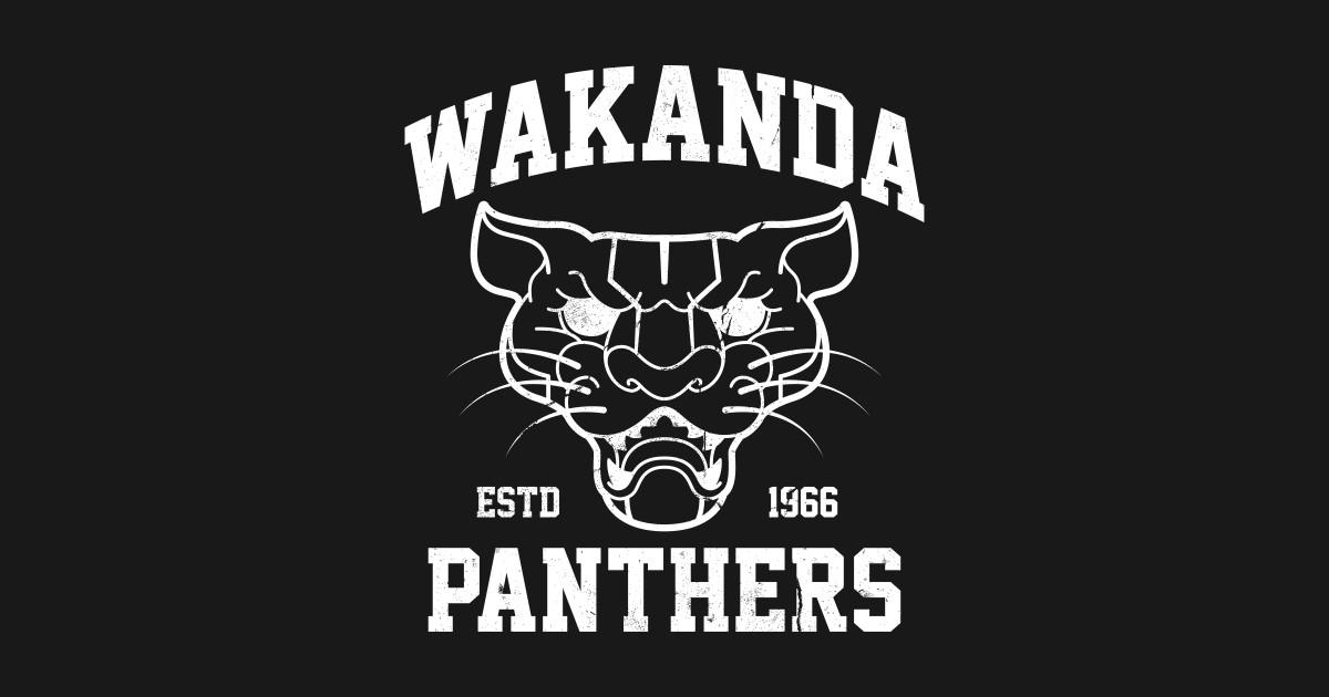 f16e92ea Wakanda Panthers by nemons
