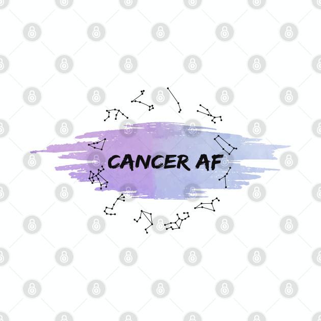 Cancer Af : Spiritual Birth signs