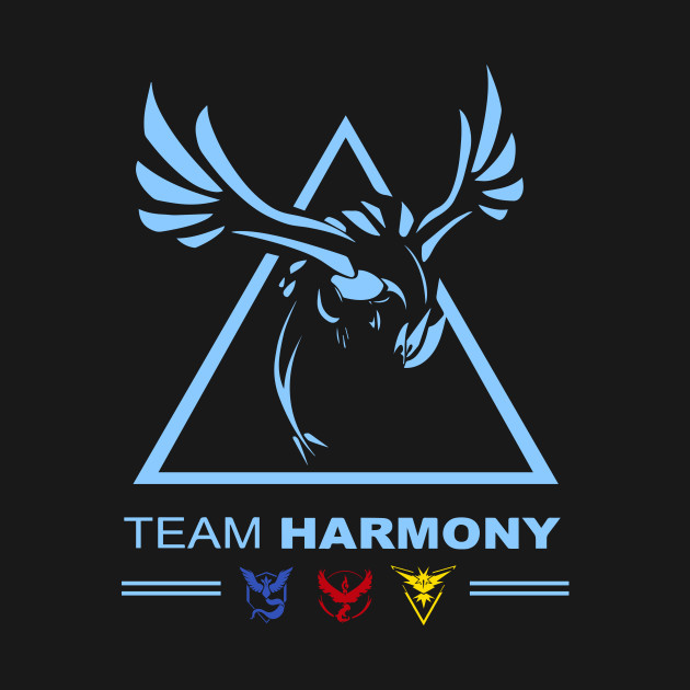 Team Harmony Pokémon Go!