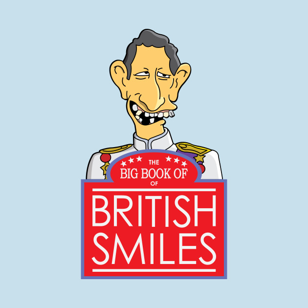 The Big Book Of British Smiles