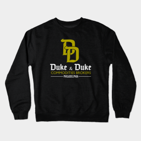 3e573925 Duke & Duke - Commodities Brokers Crewneck Sweatshirt