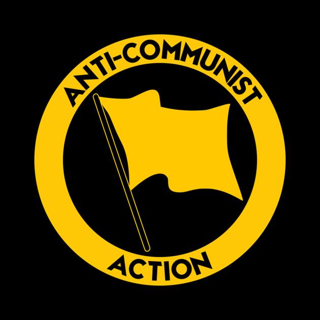 Image result for anti communist action