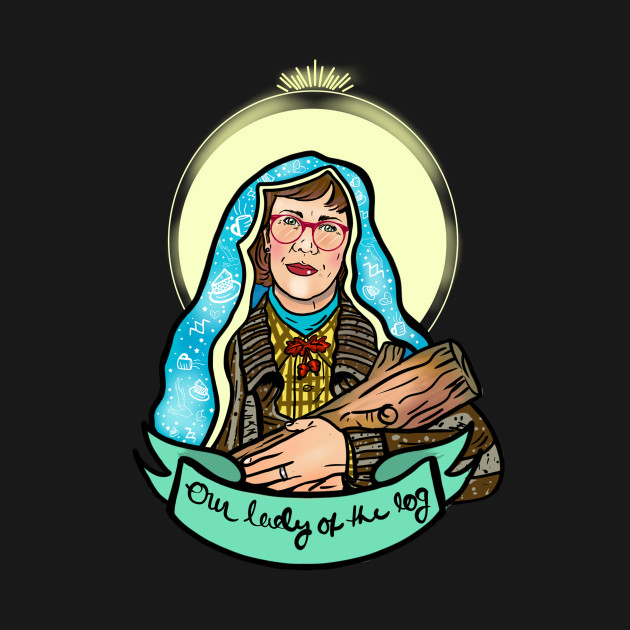 Our Lady of the Log