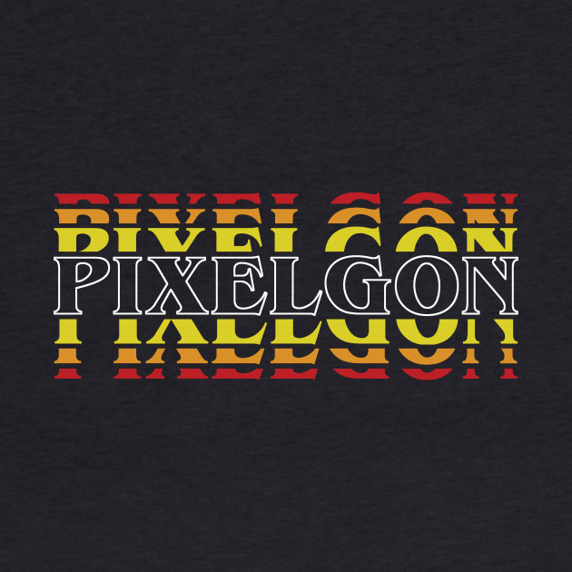 Pixelgon Echo Black