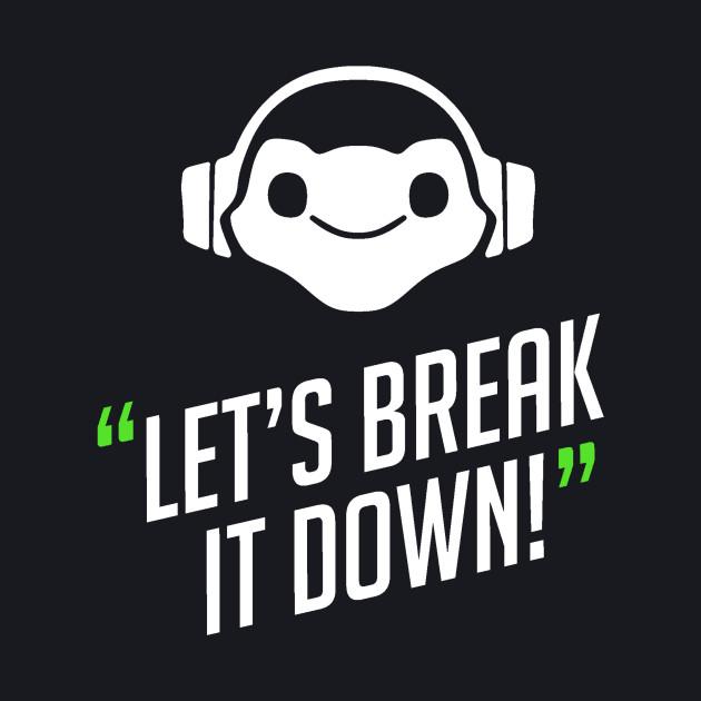 -ULTIMATE- Lucio Let's Break It Down