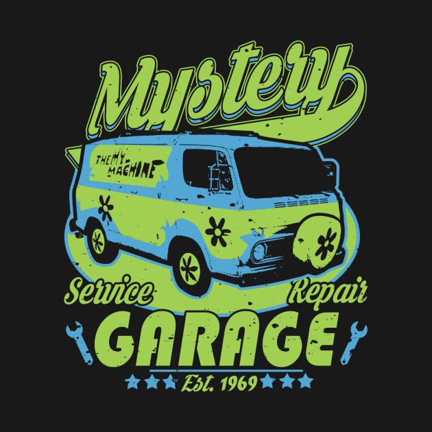 Mystery Garage T-Shirt