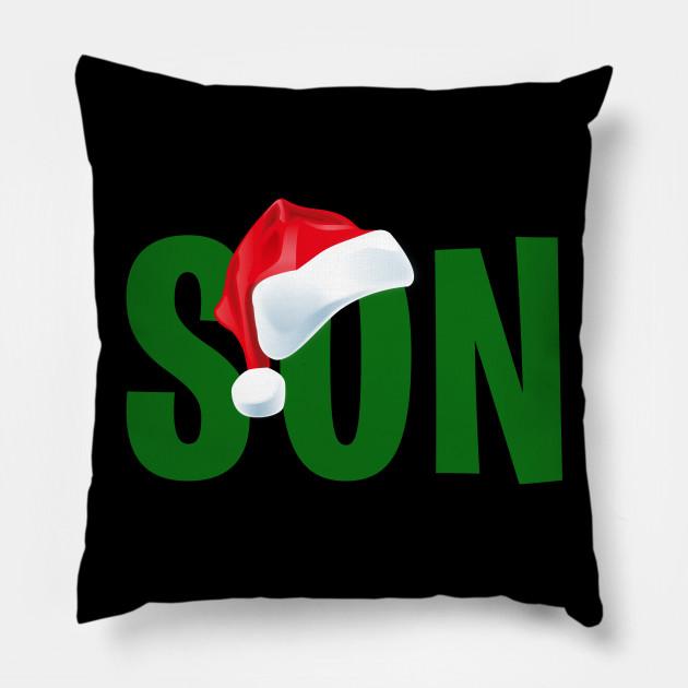 Son | Family Member Santa Hat