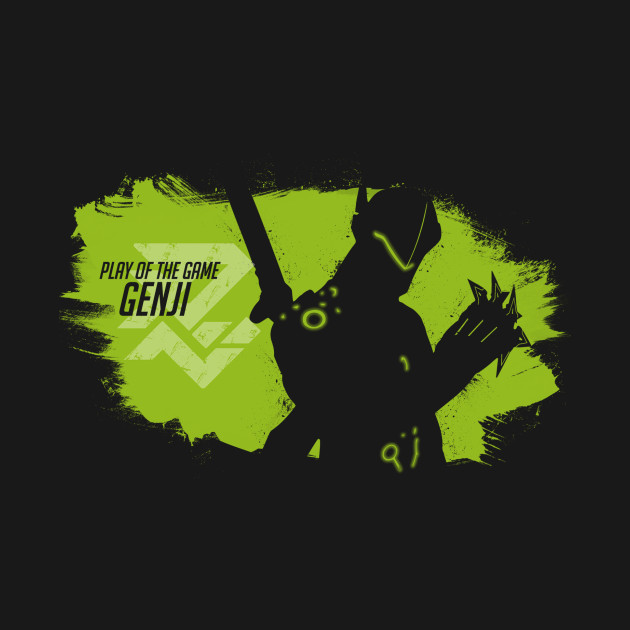 Play of the game - Genji