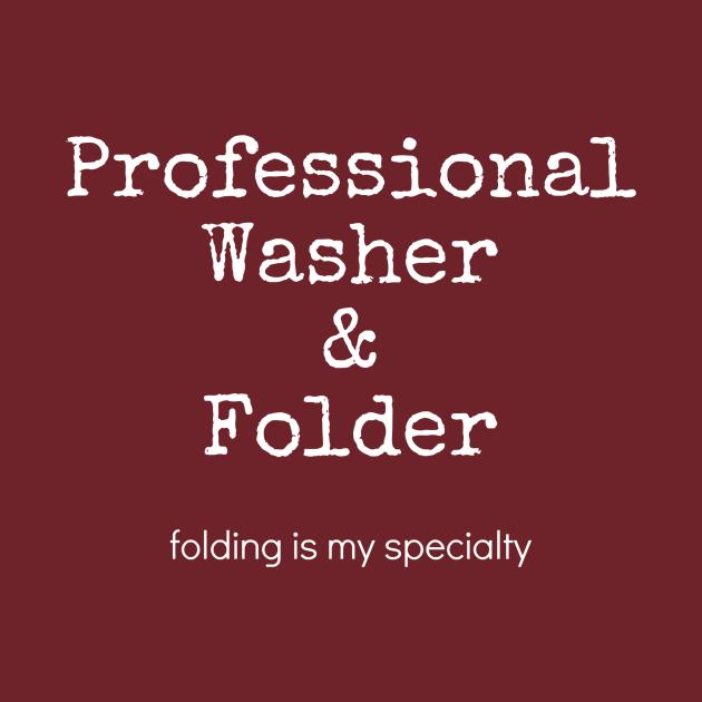Professional Washer & Folder