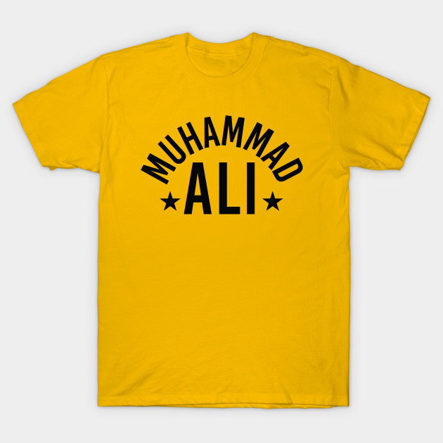 muhammad ali muhammad t shirt teepublic. Black Bedroom Furniture Sets. Home Design Ideas