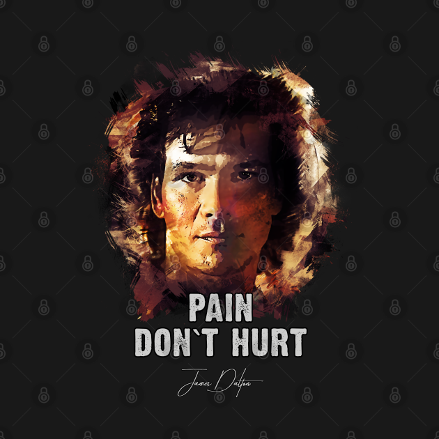 PAIN Don`t HURT ✪ ROAD HOUSE featuring PATRICK SWAYZE