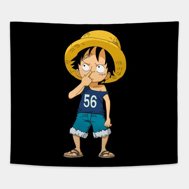 Monkey D Luffy Kid Ver