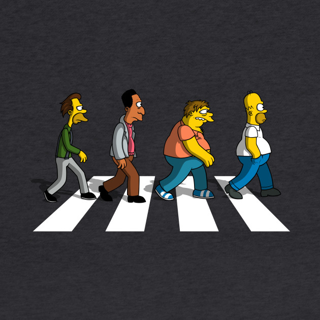 The Moes on Abbey Road