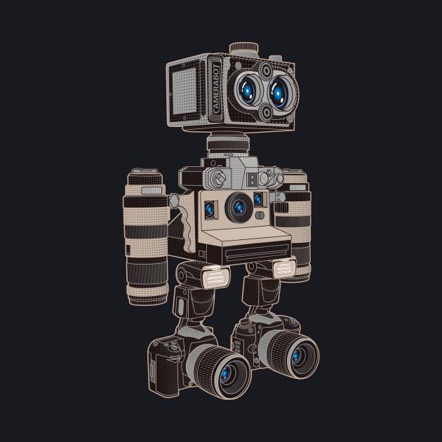 Camera Bot 6000