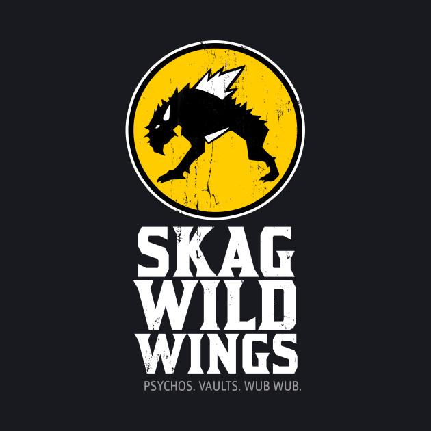 Skag Wild Wings (alternate)