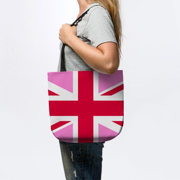 Pink Union Jack