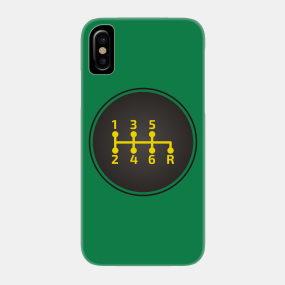Manual Transmission Phone Cases - iPhone and Android | TeePublic