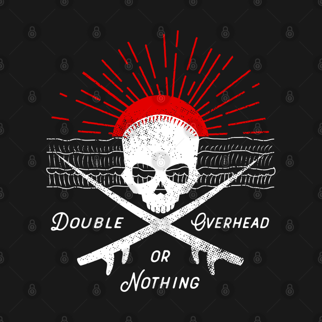 Double Overhead Skull Surf