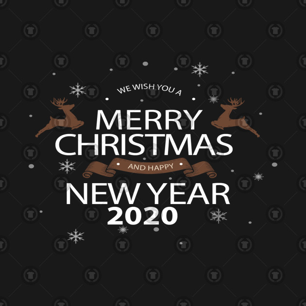 Christmas 2020.Merry Christmas 2020 And Happy New Year 2020