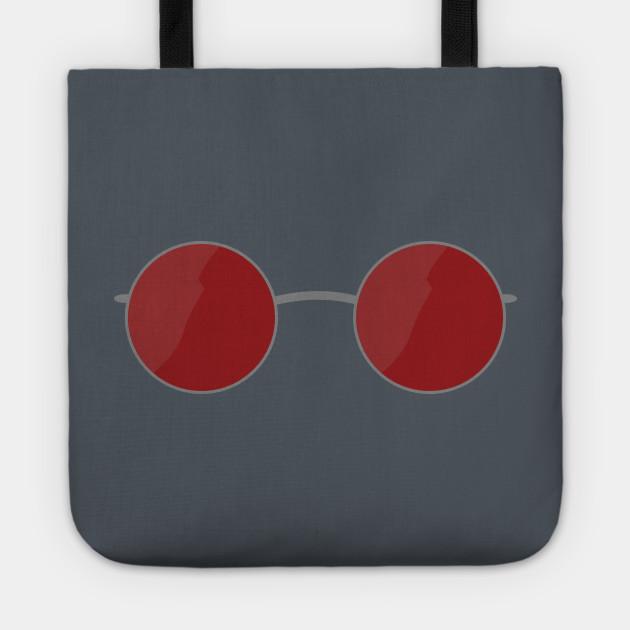 913e0eff9bec Matt Murdock Glasses - Daredevil - Tote