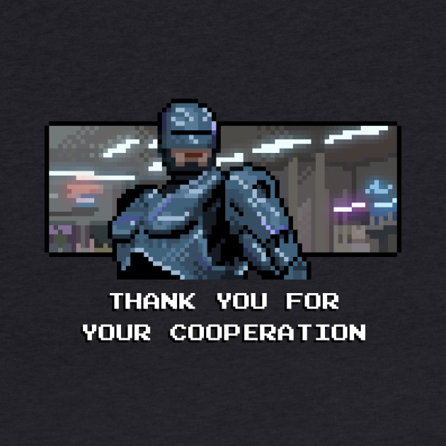 Thank You For Your Pixelation