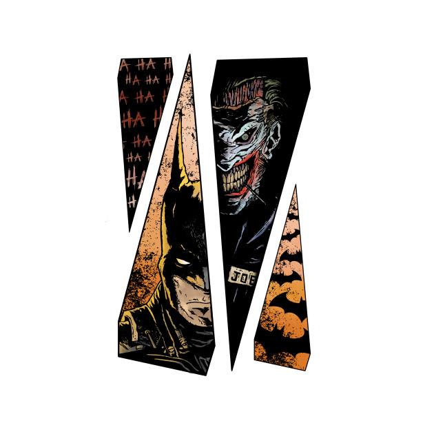 Order And Chaos - Batman And Joker
