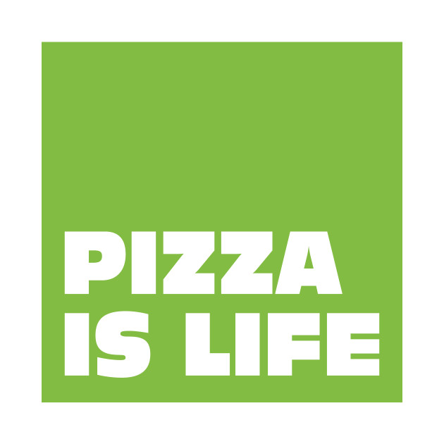 Green Pizza is Life